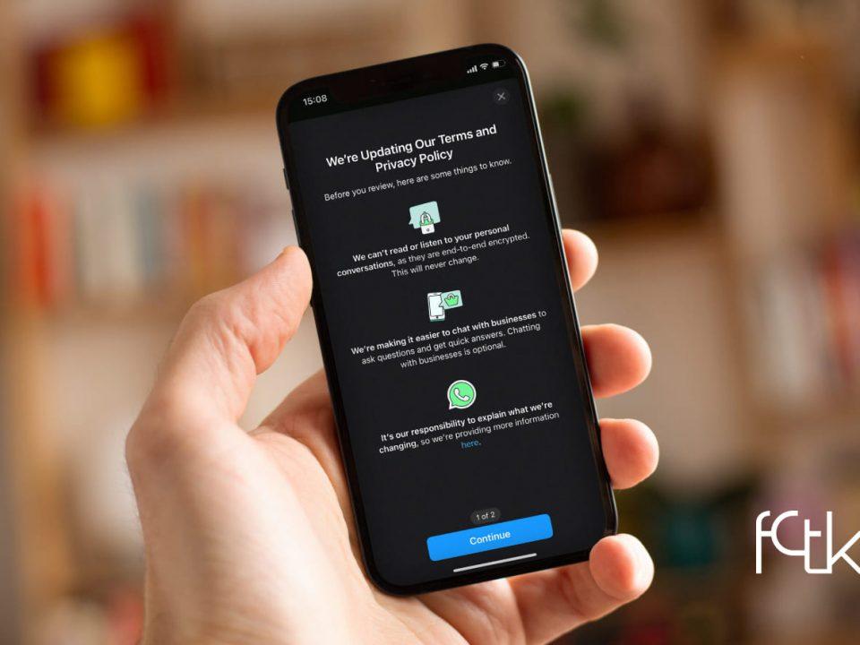 Nova Política de Privacidade do WhatsApp