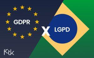 LGPD x GDPR